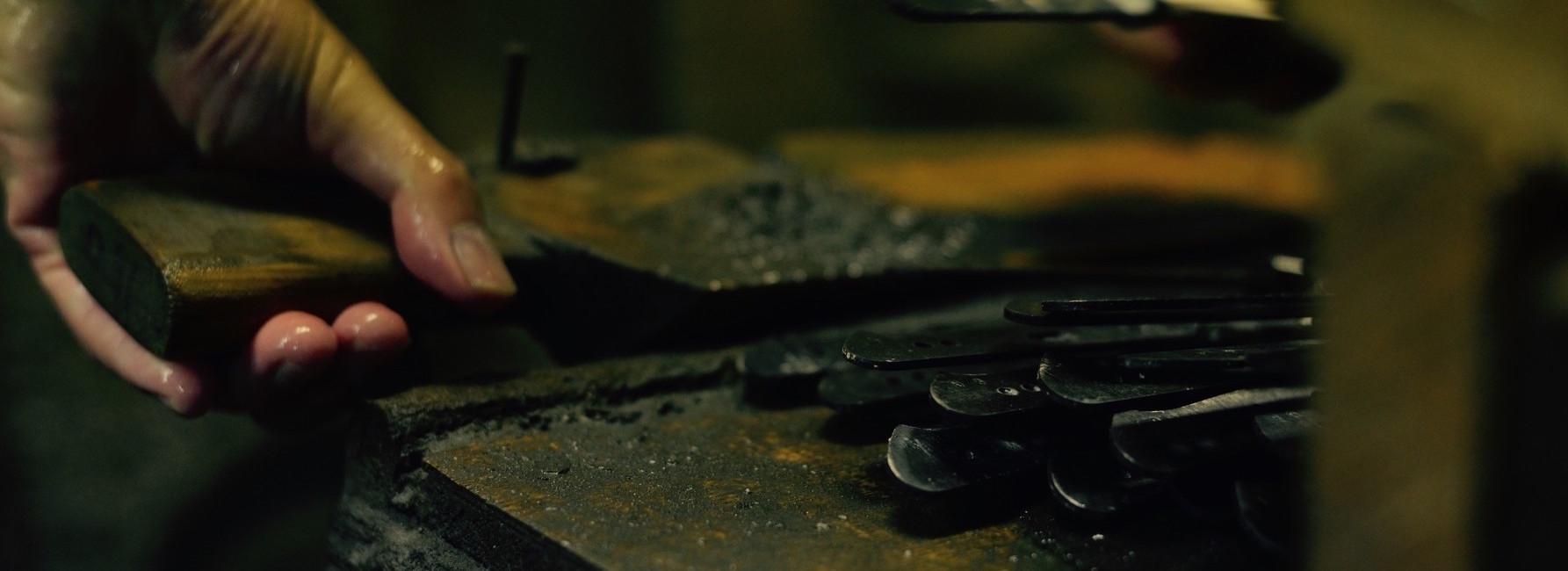 昭和46年の創業当時から包丁研磨のみを追求
